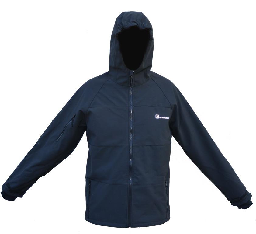 2ae519d6bdc Pánská softshellová bunda černá   30.000 mm